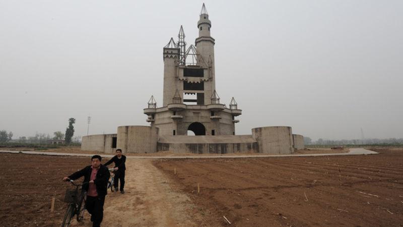 Заброшенные города и руины Китая – идеальные места для ...